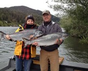 Amazing fishing on the Rogue River