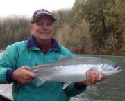 Amazing Chetco River fishing